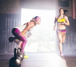 CrossFit alle fronten