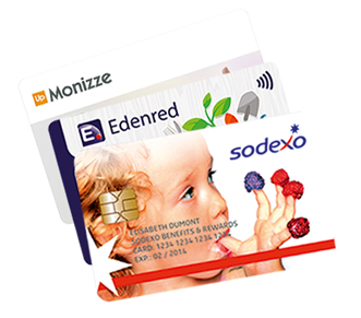 Edenred Ticket EcoCheque & Sodexo Eco Pass & Monizze Ecocheque