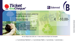 Edenred Ticket Ecocheque®