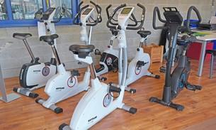 Scava Grobbendonk fitness showroom: Hometrainers van de merken Kettler
