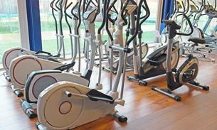 Scava Grobbendonk fitness showroom: Crosstrainers Rear driven van de merken Kettler, Tunturi, BH Fitness
