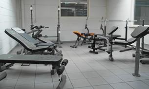 Scava Grobbendonk fitness showroom: Trainingsbanken van de merken Tunturi, Kettler