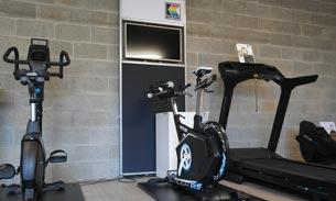 Scava Grobbendonk fitness showroom: Kettler S-Line van de merken Kettler