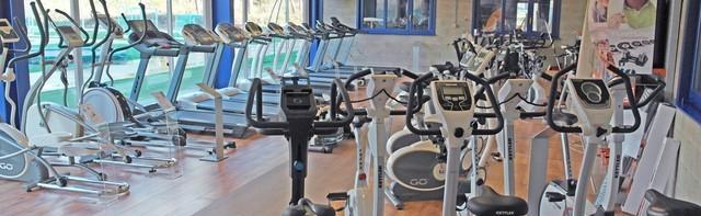 Scava Grobbendonk fitness showroom
