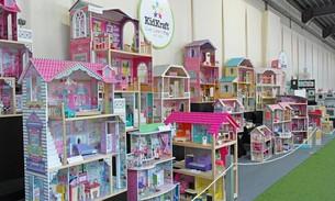 Scava Grobbendonk indoor showroom: Poppenhuizen van de merken Kidkraft