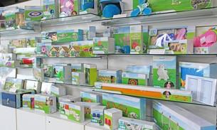 Scava Grobbendonk indoor showroom: Speelgoed van de merken BuitenSpeel