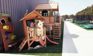 Scava Grobbendonk outdoor showtuin: Speelhuisjes van de merken AXI, Sunny