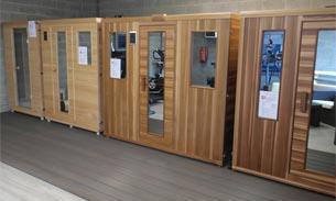 Scava Grobbendonk fitness showroom: Infraroodcabines van de merken Health Mate