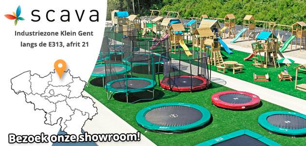 Scava Experience-center