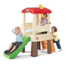 Lookout treehouse (bright)
