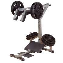 Leverage Squat Calf Machine