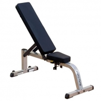 Heavy Duty Flat Incline Bench