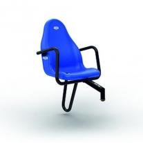 Duostoel Lux Blauw