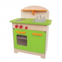 Kinderspeelkeuken Gourmet - groen