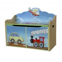 Speelgoedkist - Transport