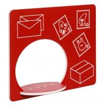 Speelpaneel 'Postkantoor'