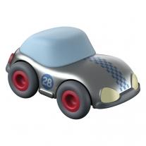 Kullerbü Auto - Zilveren sportwagen