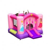 Princess Slide and Hoop Bouncer