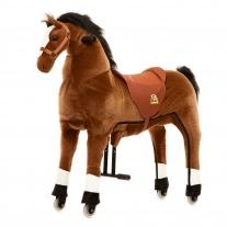 Paard bruin (Large)