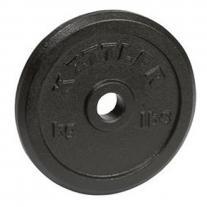 Kettler Haltergewicht gietijzer 2x 0.5 kg
