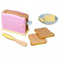 Pastel toasterset (model 2014)