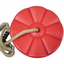 Balançoire disque en plastique