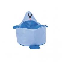 Zitzak blauwe zeehond