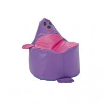 Zitzak paarse zeehond