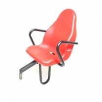 Duostoel Lux Rood