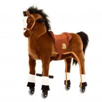 Paard bruin (Medium)