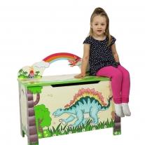 Speelgoedkist - Dinosaurus