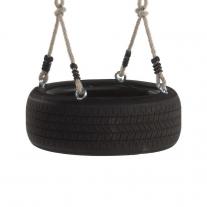 Balançoire pneu horizontal