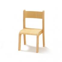 Houten stoel 35
