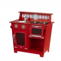 KidKraft Rode klassieke speelkeuken