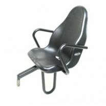 Duostoel Lux Zwart