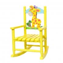 Giraffe - schommelstoel