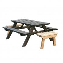 Aanbouwset picknicktafel (2 stuks)