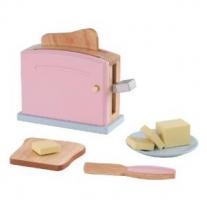 Pastel toasterset (model 2013)