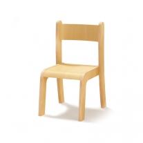 Houten stoel 31