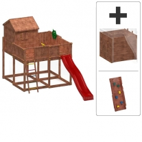 My Space XL + Hide & Play Module + Step on Module