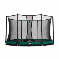 InGround Favorit 380 + Safety Net Comfort 380