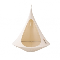 Cacoon Single - Natural White