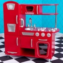 KidKraft Rode vintage keuken