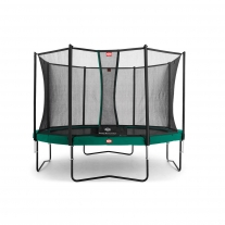 Champion 380 AirFlow + Safety Net Comfort 380