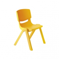 Fun chair geel 35